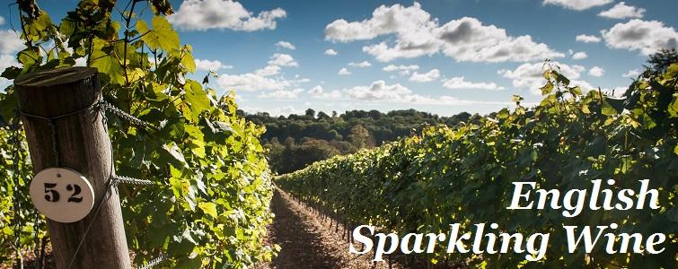世界が注目する 『イングリッシュ・スパークリングワイン』