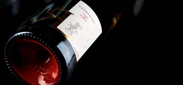 三つ星レストランに愛されるブラン・ド・ブラン『シャンパーニュR&L ルグラ』