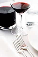 食とワインイメージ