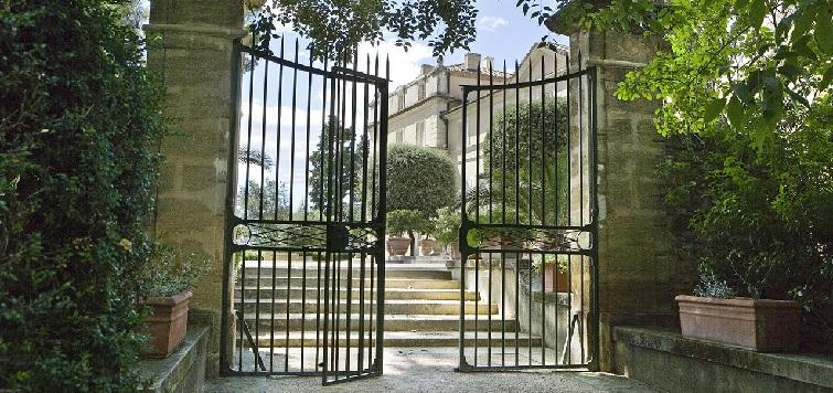 ローヌ唯一の優美なシャトー「Château La Nerthe/シャトー・ラ・ネルト」